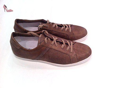 KKEMBERGS SHOE MODELLO 892 LOW SHOE DYED LEATHER MUD SCARPA IN PELLE MARRONE NEW 2017 MISURA 45 - Chaussures bikkembergs (*Partner-Link)
