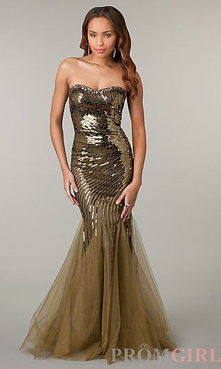 Las Vegas Prom Gowns
