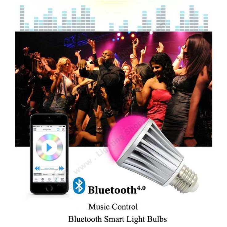 #Bluetooth #Smart #Light #Bulbs 7W, #RGBW, AC85V-240V, for Android & IOS System >>> http://www.lightingshopping.com/bluetooth-smart-light-bulbs-rgbw-7w.html