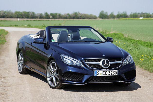 Quick Spin: 2014 Mercedes-Benz E550 Cabriolet