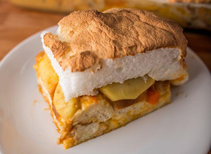 Máglyarakás recept: Ismét egy hazai kiválóság, a máglyarakás receptje olvasható! Igazán laktató, bőséges desszert. Mindenki ismeri ezt a finomságot, aki pedig mégsem, az mihamarabb pótolja! Nézd meg a többi receptünket is! A recept itt olvasható: http://aprosef.hu/maglyarakas_recept