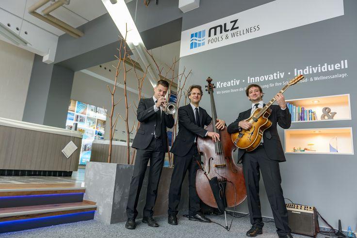 mlz PoolDays 2017 Jazzband Trio Mayence
