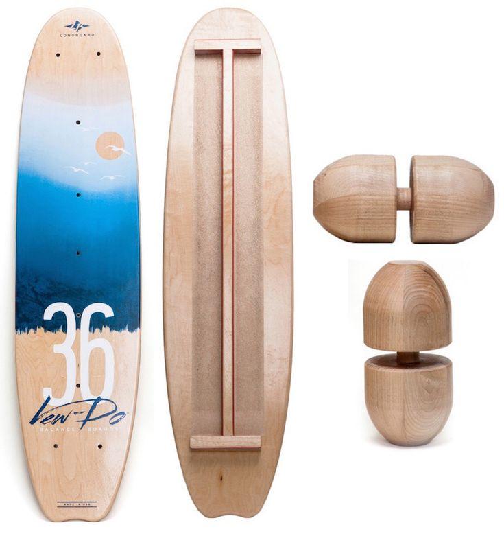 Vew Do Longboard 36 Balance Board Review - http://endthetrendnow.com/vew-do-longboard-36-balance-board-review/