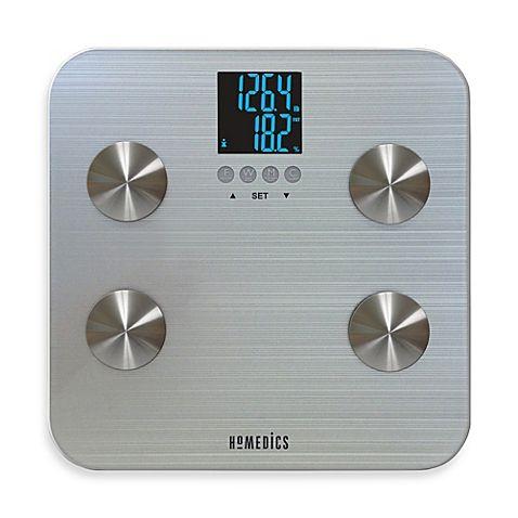 This HoMedics 532 Health Station Digital Bathroom Scale