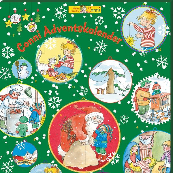 Conni Pixi-Adventskalender 2015