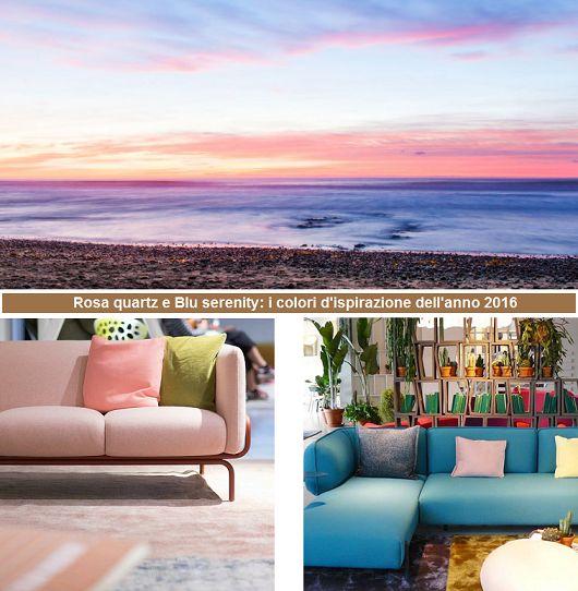 Be inspired by this beautiful sunset with the colors of the year: rose quartz and blue serenity... and Chandigarh sofa by #Moroso ready to welcome you. http://www.malfattistore.it/en/product/chandigarh-2/ #malfattistore   #interiordesign   #shoponline   #sofa   #moroso   #livingroom   #italiandesign   #homedecor