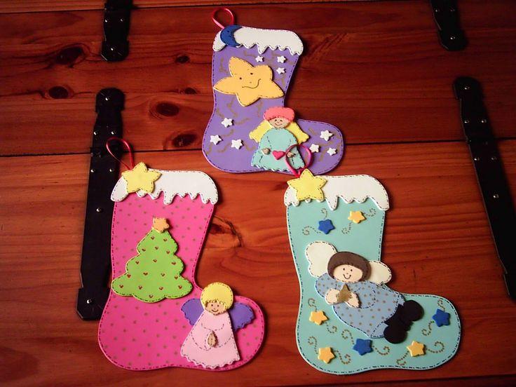 Botas de navidad 2