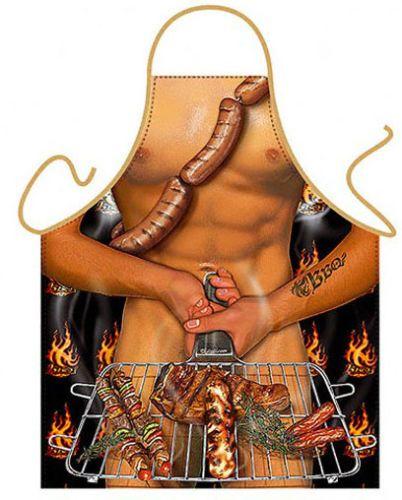 Kitchen Aprons BBQ Guru Funny Men Aprons Gag Gifts BBQ Men Grilling Tools Itati | eBay