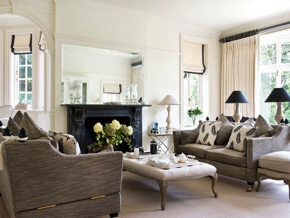 'Before and after' gallery: Edwardian chic | The Living Room Australia