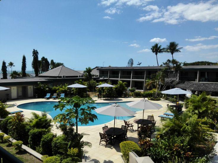 Tanoa Waterfront Hotel in Lautoka, Western