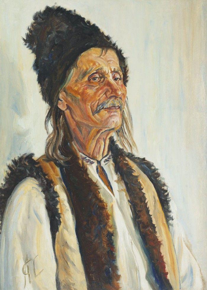 Portret de bucovinean (Ioan Axentoi)