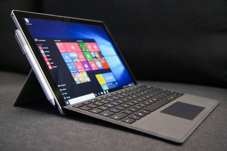 Testing indicates Surface Pro 4 has one of the best displays on the market