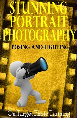 FREE e-Book: Stunning Portrait Photography – Posing and Lighting! ~ at TheFrugalGirls.com #photography