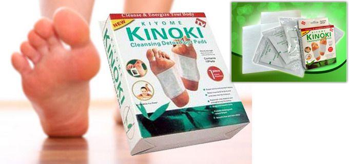 8€ για 3 συσκευασίες με 30 Αυτοκόλλητα Επιθέματα Πελμάτων KIYOME KINOKI που θα βοηθήσουν τον οργανισμό σας να αποβάλλει τις βλαβερές τοξίνες, χωρίς παρενέργειες, με παραλαβή από το κατάστημα Magichole ή με αποστολή στο χώρο σας! Αρχική αξία 24,90€