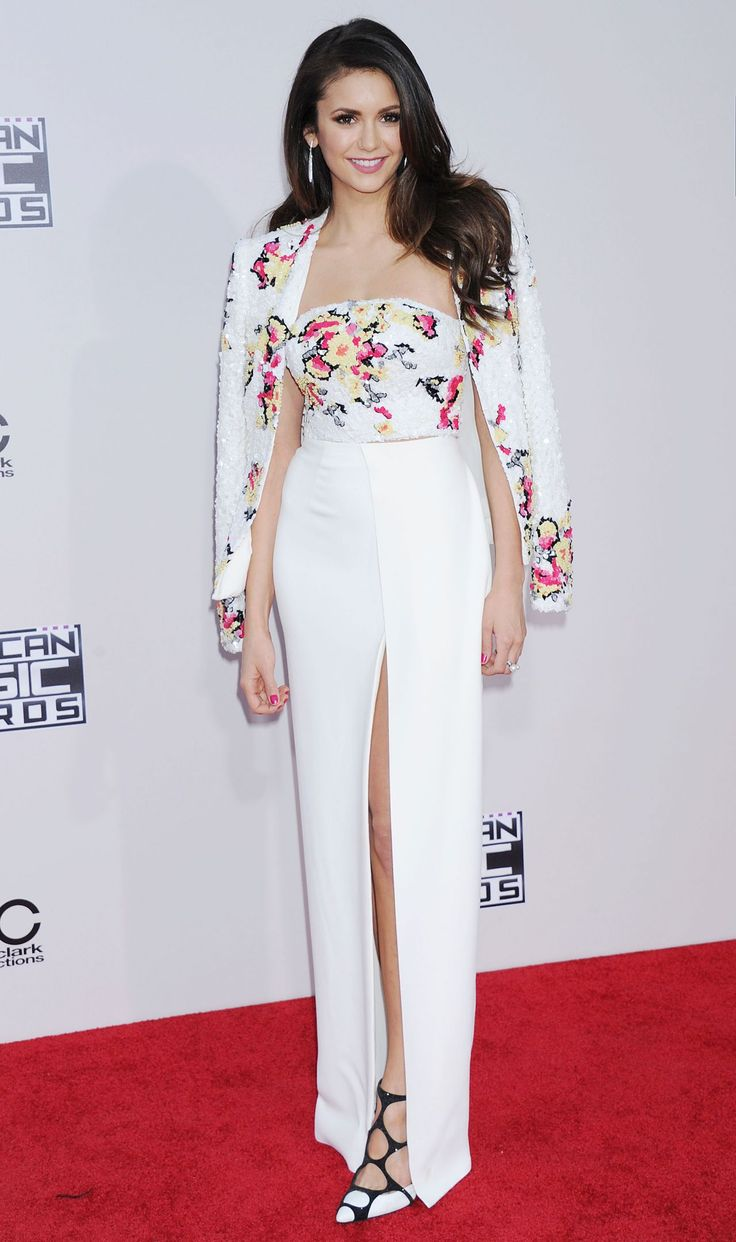 Nina Dobrev – 2015 American Music Awards
