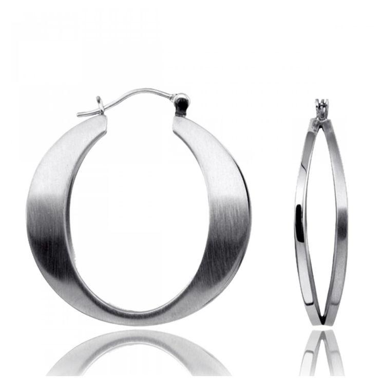 Créoles symbiose Earrings - Xc38