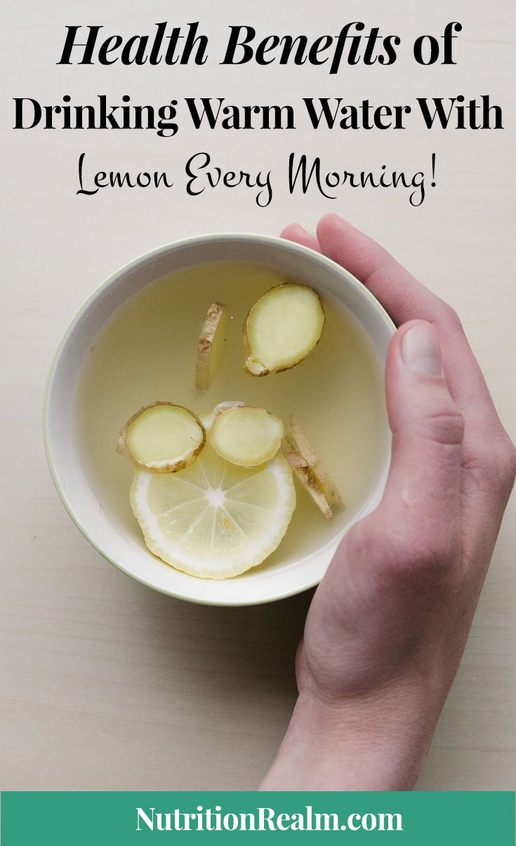 This post explains 4 special ways warm water lemon helps.