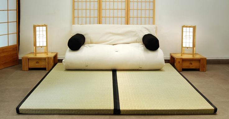 Japanese Futon For the Home Pinterest