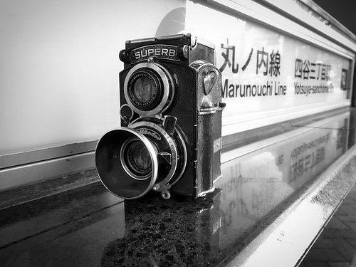 https://flic.kr/p/RZwiGy | Voigtländer Superb | Voigtländer Superb produced in 1933 / Yotsuya, Tokyo, Japan
