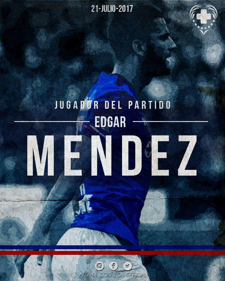 Edgar Mendez Jugador del partido vs Xolos 2017 Jornada 1