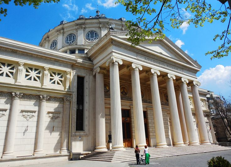 Romanian Atheneum, Bucharest  Romania