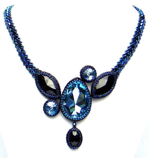 Maryshka Necklace by Peter Sewell