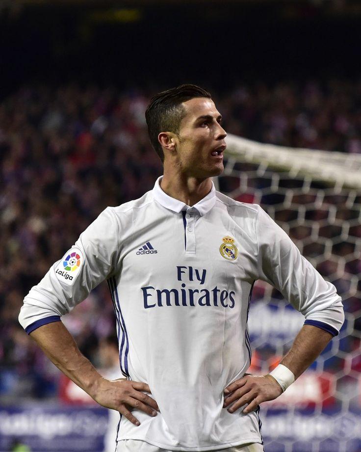 Los festejos de Cristiano Ronaldo que irritaron a los hinchas del Atlético Madrid