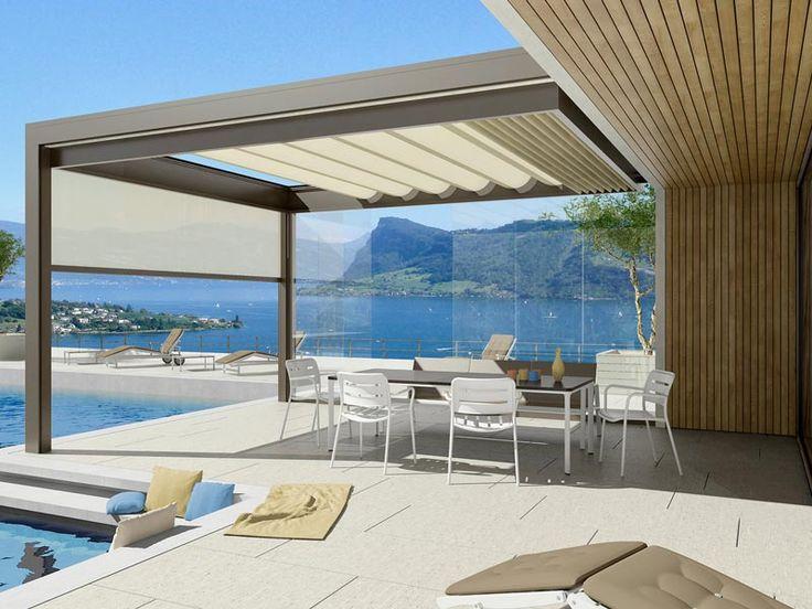 Markisen Terrasse 27 besten schöne modern designte terrassenüberdachungen bilder auf