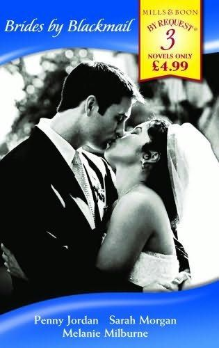book cover of   Brides By Blackmail