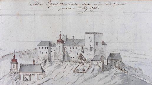 Castle Lipnice 12 km. ten noorden van Humpolec ligt het plaatsje Lipnice nad Sázavou. Hier vindt u een bezienswaardig gotisch kasteel
