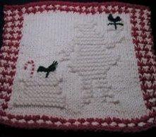 Christmas Items-Knit & Crochet | Dish and Wash Cloth Mania