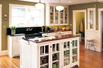 victorian skirting boardsDecor, Kitchens Design, Small Kitchens, Kitchens Ideas, Kitchens Islands, House, Glasses Doors, White Cabinets, Kitchen Islands