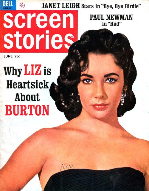 Liz Taylor ~ Screen Stories