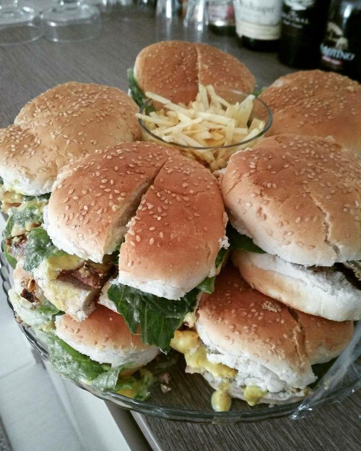 Χάμπουργκερ 🍔 (hamburger)