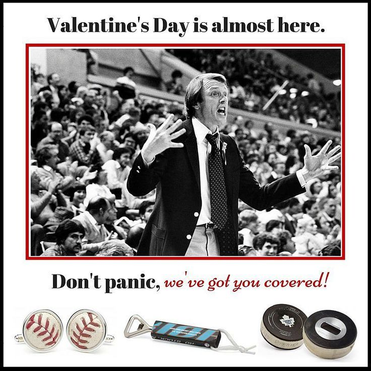 #ValentinesDay is on Sunday which is very soon. But there's no need to panic! We have a number of great #gift options including our #TokensAndIcons product. Game-used #baseball cufflinks or a #hockey stick/puck bottle-opener will surely put you in the good books. We've also got a wide selection of sports #apparel and #prints.  What's more we'll be open late at all three locations leading up to V-Day! #Vancouver: until 7 on Fri and until 8 on Sat. #Toronto: until 7 Fri and Sat. #NewYork…