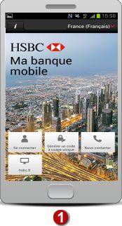 HSBC: Ma Banque en ligne