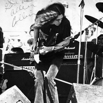 Allen Collins~ Lynyrd Skynyrd 9-20-75