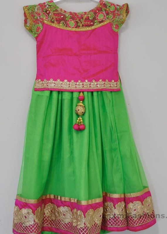 Custom Order SALE 25% DISCOUNT Kids Green Heavy by LaxmiFashions