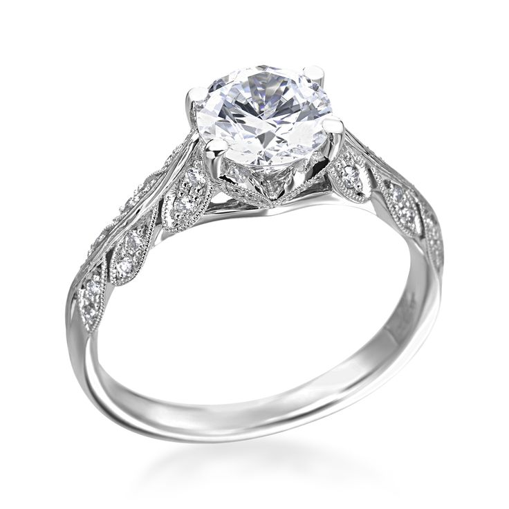Wedding ring in style