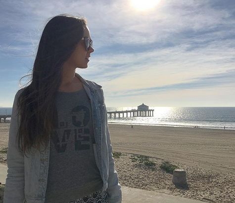 LOVE Vintage Grey L/S Raglan on Art.Life MADE IN USA. #retro #triblend #lifestyle #artlife #southbay #cottontee #graphictee #womensstyle #womensfashion #cotton #ecofriendly #beachstyle #vintage #raglan #beachwear