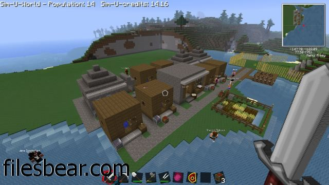 Download installer for Sim-U-Kraft Mod for Minecraft 1.2.5 which is one of the most popular windows games. Download hosted by FilesBear at http://filesbear.com/windows/games/modsaddons-maps/simukraft-mod-for-minecraft-125/ with direct download link having resume support and download managers!