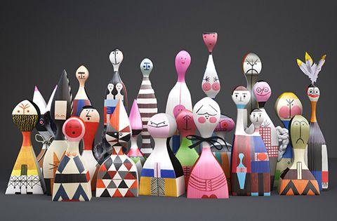 Alexander Girard, le graphisme et la couleur