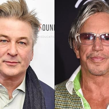 Movies: Mickey Rourke's Alec Baldwin interview: 10 most outrageous quotes