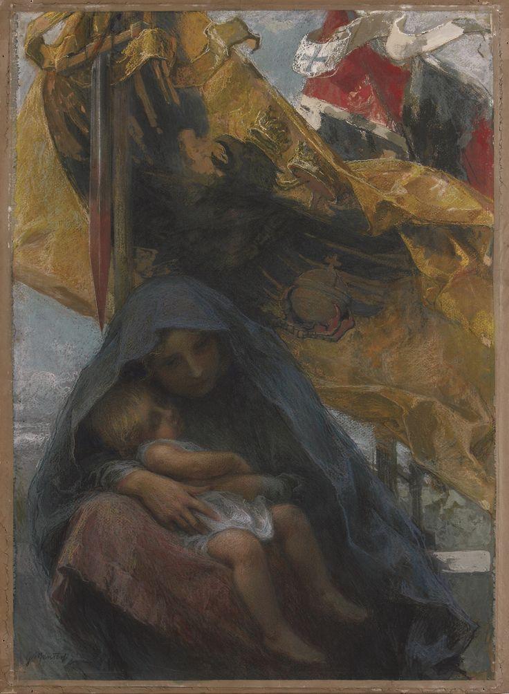 Giuseppe Mentessi, Incubo. #pittura #collezioneBPM