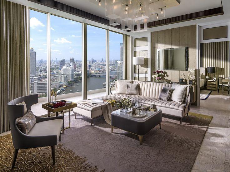 The Residences Mandarin Oriental Bangkok คอนโด Ultimate Class ริมแม่น้ำเจ้าพระยา [PREVIEW] - ThinkOfLiving.COM