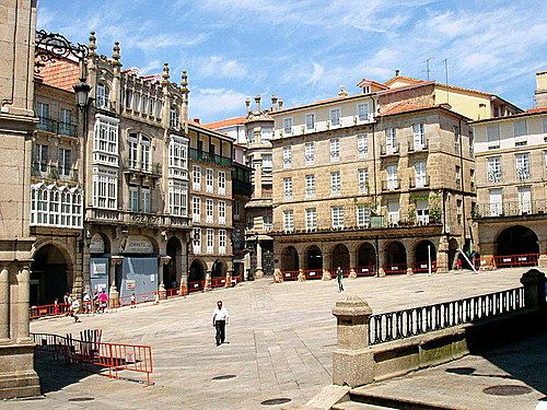 Plaza Mayor Orense