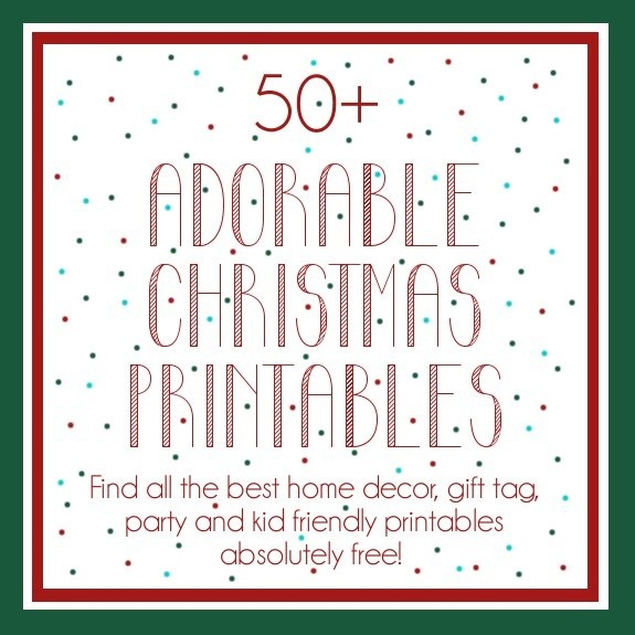 ... printable gift tags, party printables, childrens games and so much