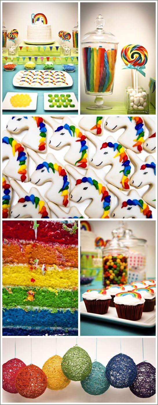 Festa arco-íris                                                                                                                                                      Mais