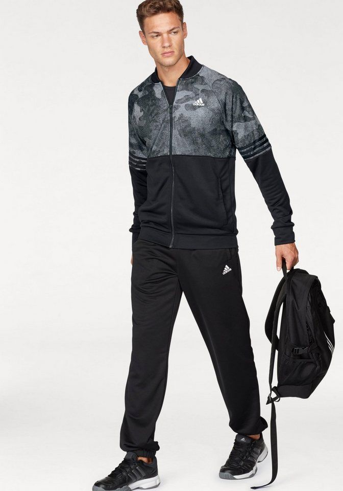 5f9e45d91 adidas Performance Trainingsanzug »PES MID3S CB TRACKSUIT« (Set, 2 tlg) in  2019 | Beautiful dogs | Adidas, Mens fashion:__cat__, Sport wear