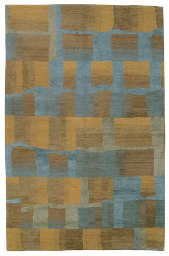 Tufenkian shakti eva h azure area rug master bath room for Master bathroom rugs
